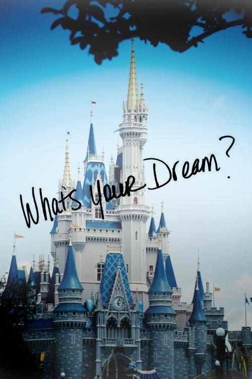 WHAT IS YOUR DREAM? #FireandWater