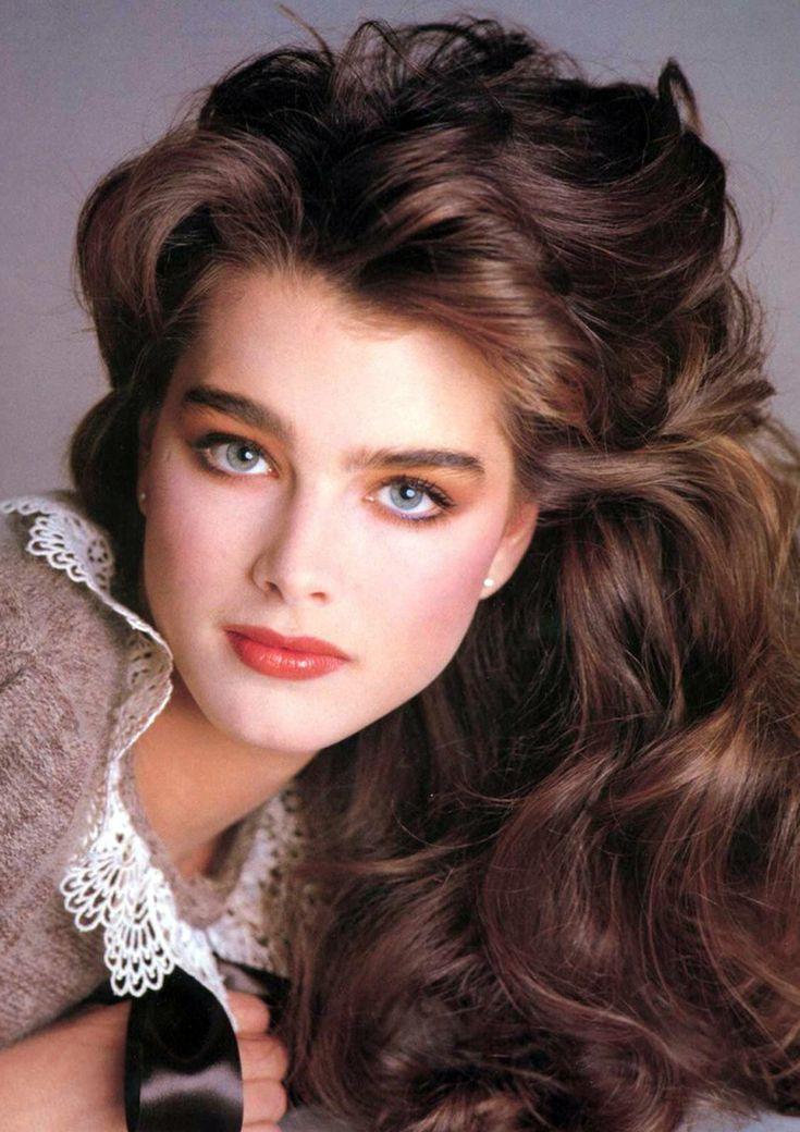 Brooke Shields (1983)