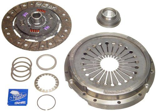 Sachs Clutch Kit. 1987-1988 Porsche 924 S. 1989 Po. 1985-1986 Porsche 944. 1983-1985 Porsche 944. Sachs has superseded old MICD 3000 511 002, rubber hub type disc, toNew MICD 3000 511 003, which now has a Spring Type Disc. 1987-1988 Porsche 944, L4 2.5L.