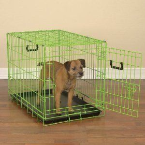 $39.59 Dog Crates for Sale dog crates cheap cheap dog crates This color dog crate are foldable crates for dogs. These dog crates feature close wire spacing, removable floor trays, and removable divider panels. Colorful dog crates offer excellent value. Ideal for traveling with pets or crate training at home.