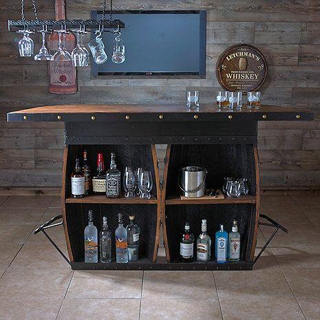 7 besten bar bilder auf pinterest rund ums haus whisky fass und whiskyfass couchtisch. Black Bedroom Furniture Sets. Home Design Ideas