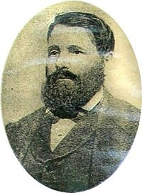 Charles Linn was born Karl Eric Engelbert Sjödahl in Pojo parish, west of Helsingfors, Finland on June 13th, 1814. He died in Birmingham, Alabama on August 7th, 1882. His father Erik Johan Sjödahl was an inspector at the ironworks in Billnäs.