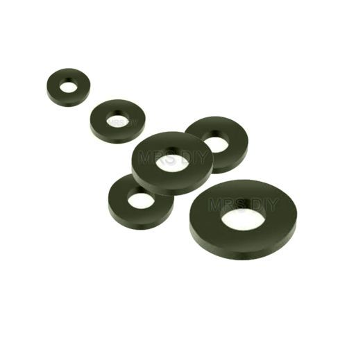 Neoprene Washers Rubber Washers 3 Sizes M8 M10 M12 Choose a Size & Quantity