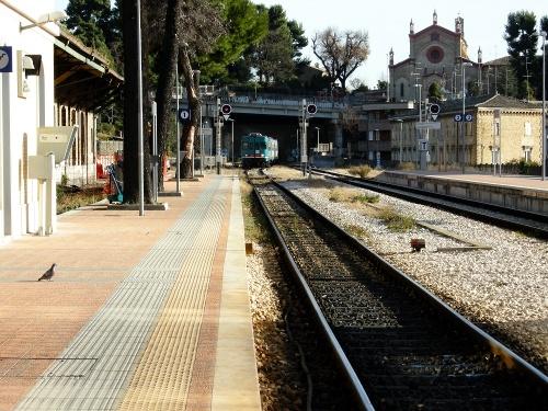 Stazione Macerata (Italy)