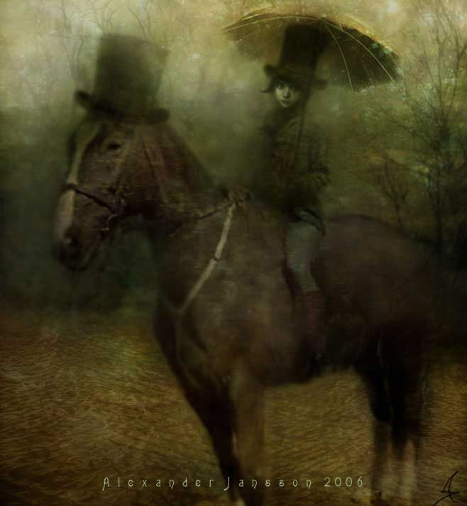 Beauty in Darkness: The Art of Alexander Jansson