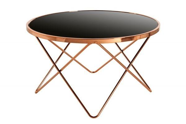 stolik kawowy, średnica 85 cm, wys. 50cm
