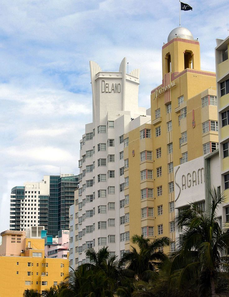From Wikiwand The Miami Beach Architectural District