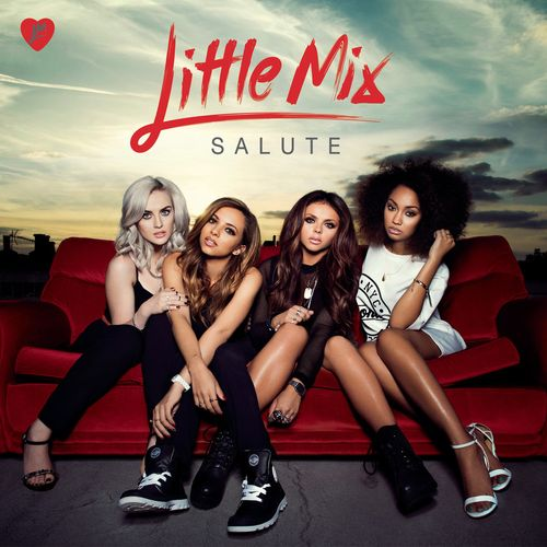 Little mix: Salute - 2013.