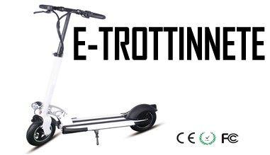 trottinette electrique norme CE