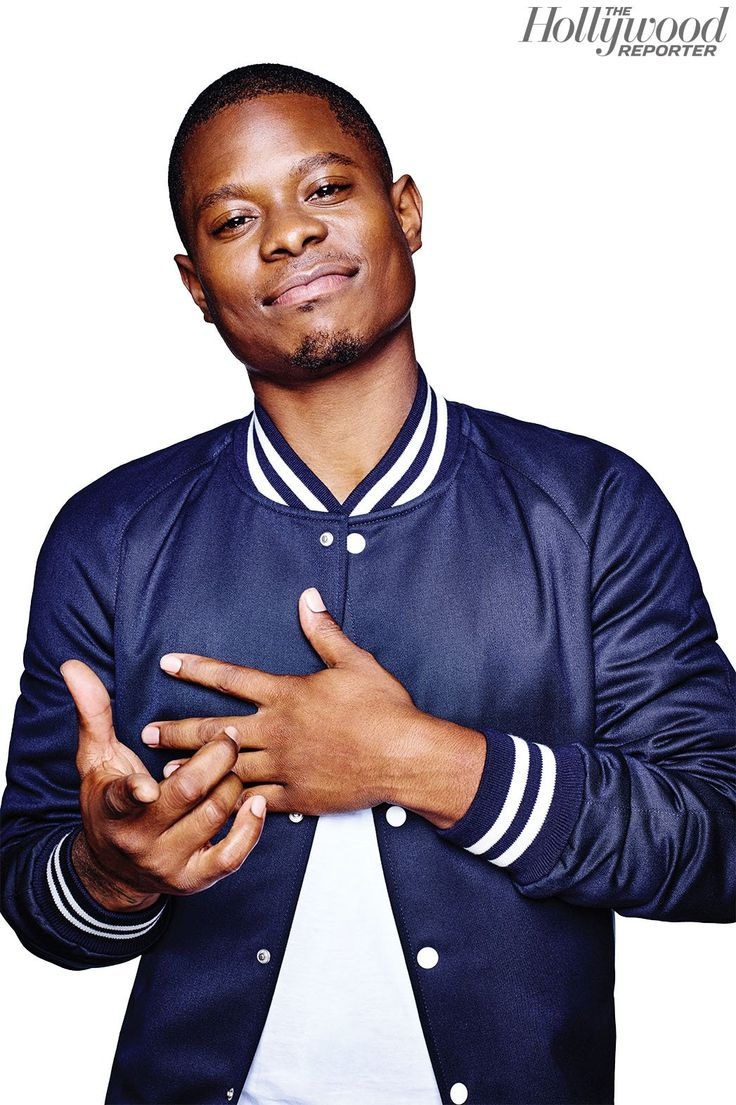"Jason Mitchell (aka Eazy-E) from ""Straight Outta Compton"""