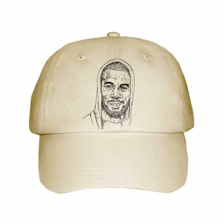 Kid Cudi Khaki Hat/Cap