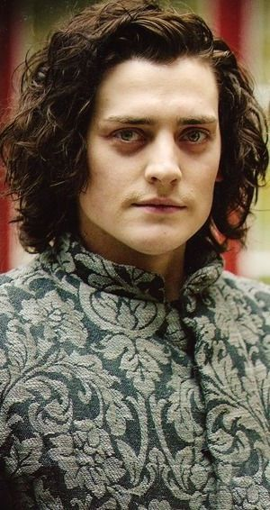 Aneurin Barnard.....just coz! ( very little to do with the Plantagenets really, but what the hell!)