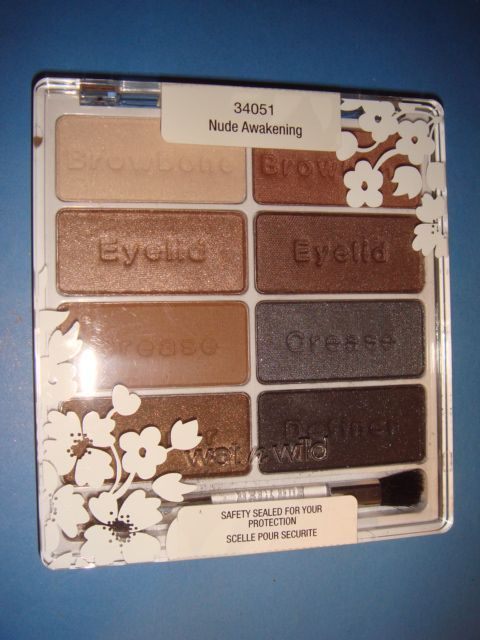 Wet 'n' Wild Nude Awakening Palette = UD NAKED dupe? Find and post reviews at MakeupAlley.com