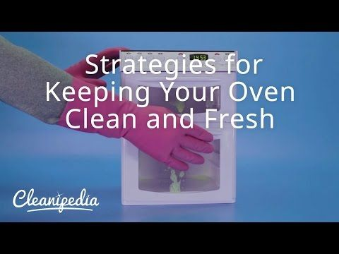 Strategies to Clean Ovens | Self-Cleaning Ovens | Cleanipedia