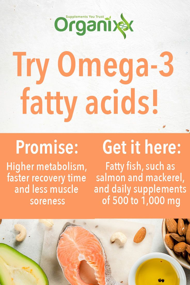 Omega 3 fatty acids are great for you! They can give you a higher metabolism plus other great benefits. For other multivitamin facts click the picture above. || multivitamin facts | omega-3 fatty acids | fatty acids | metabolism booster ||