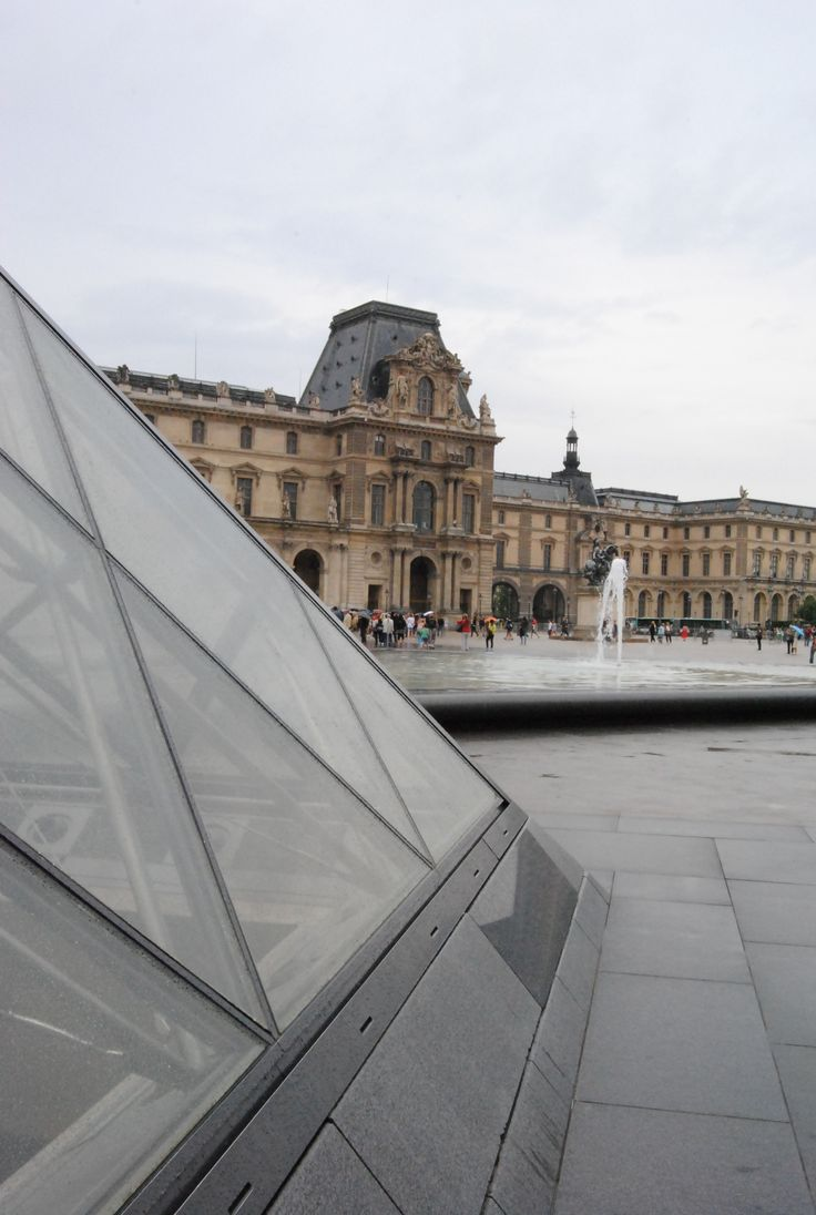 Paris...The Louve... I look forward to this again one day. .it was amazing!  Only if your a museum junkie because it takes a whole day..