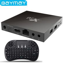 X96 TV Box Amlogic S905X Quad Core Cortex-A53 Real-time Display TV Online Player 2.4GHz WiFi HD 2.0 Connectivity Main Features: – Features with the real-time display function which gives more convenient for you. – With Android 6.0 system, we will have high speed feedback and smooth response. – The processor in this chip is an ...