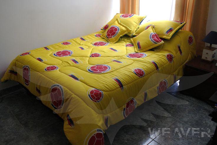 Selección Colombia - Amarilla