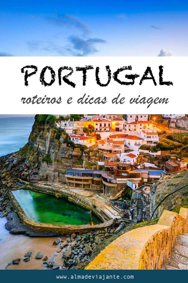 Roteiros, ideias e dicas para desfrutar ao máximo da sua viagem a Portugal.