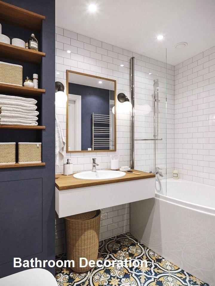 Bathroom Design Ideas On A Budget In 2020 Small Bathroom Makeover Small Bathroom Remodel Guest Bathroom Decor