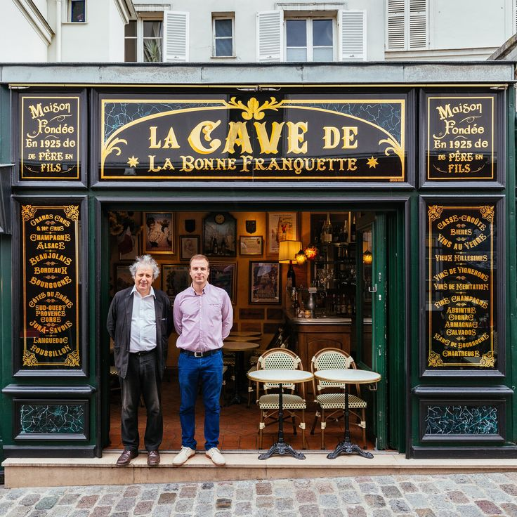 Snapshots: the shopfronts of independent Paris