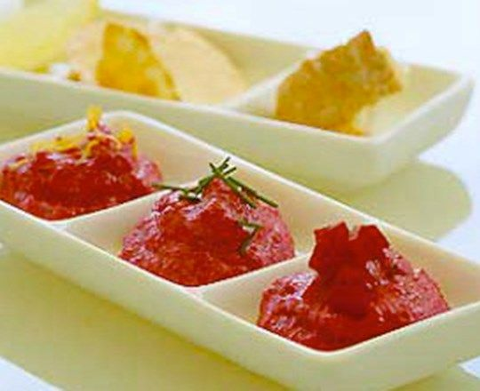 Recipe: Beetroot and Cream Cheese Dip