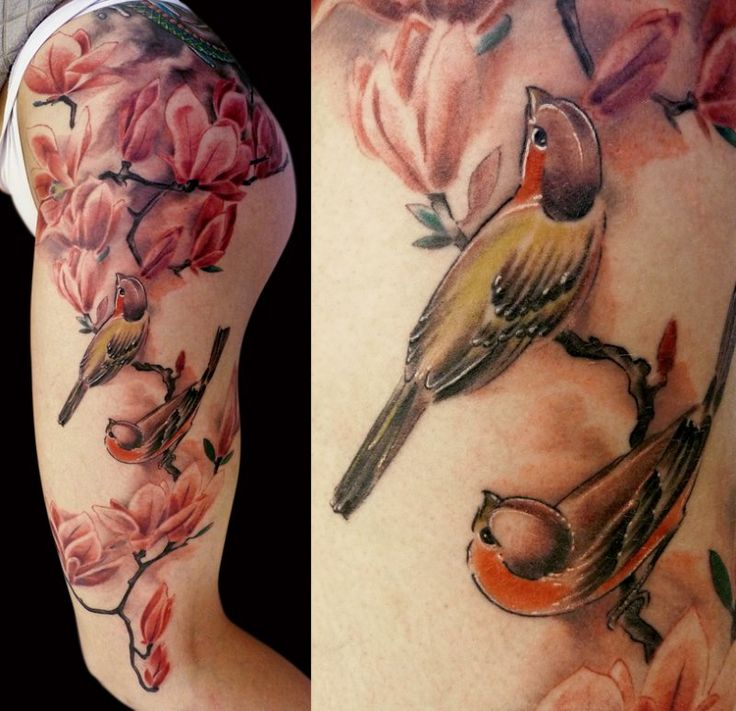 45 Bird Tattoos For Men And Women: 124 Best Tattoos Images On Pinterest