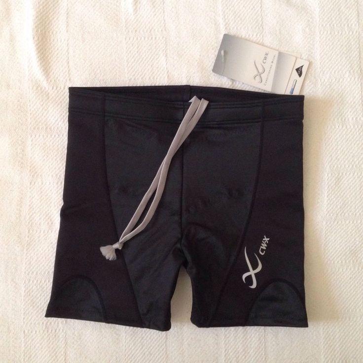 CW-X Women's Pro Fit Short Black Size S  | eBay
