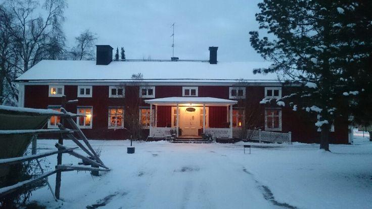 Gästgivargården i Öjebyn