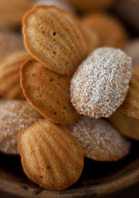 These little cakes with their ever-so-slightly crunchy tops and tender, spice-scented middles are terribly more-ish and have a beguiling subtlety that creeps up on you. I think the secret is the freshly ground spices which give such a true, clear flavour to the madeleines. They're terribly easy to make but just be mindful that you …