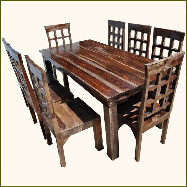 top 25+ best rustic dining room sets ideas on pinterest | neutral