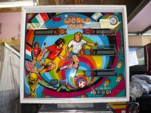 1978 Williams World Cup | Midwest Pinball | http://mwpinball.com/1978-williams-world-cup-950/#