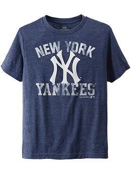 Boys MLB® Team Graphic Tees