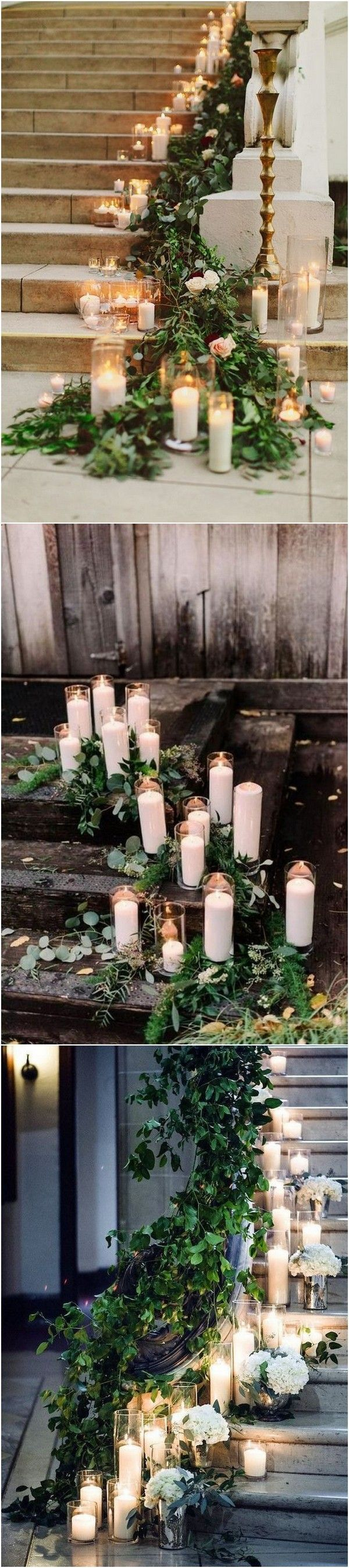 32 Whimsical Winter Wedding Decoration Ideas You'll Love