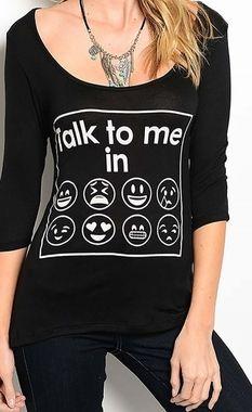Talk 2 Me In Emoji