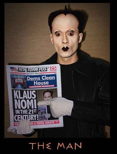 Klaus Nomi • The Man
