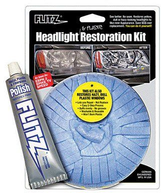 7 best car care polishing and waxing kits images on pinterest flitz headlight restoration kit buffs at speeds up to 2500 rpm this kit really works fast safe easy to use bottom line you can do it yourself solutioingenieria Choice Image