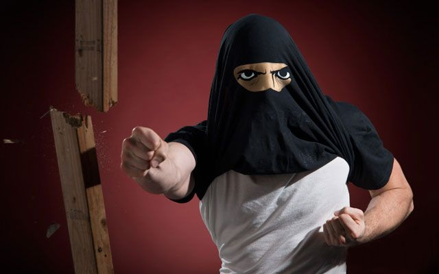 Ninja Disguise T-Shirt Will Surprise the People That Ask You...