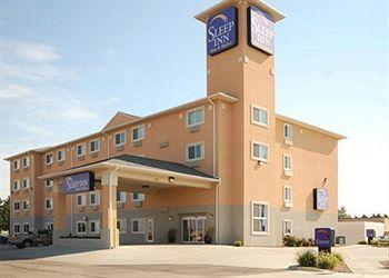 Sleep Inn & Suites -- Hays, KS