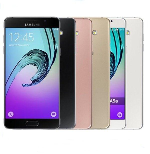 """Samsung Galaxy A5 2016 A5100 Dual Chip Android 5.1 Tela 5.2"""" 16GB 4G 13MP - Desbloqueado"""