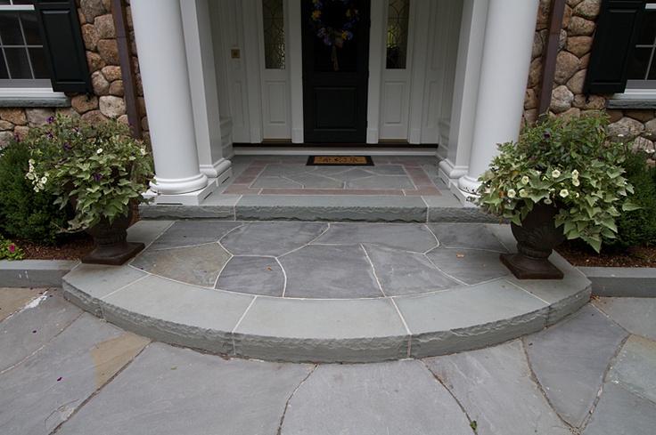 17 best images about front porch steps on pinterest for Bluestone porch