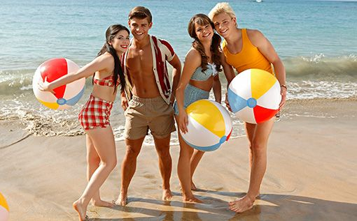 Surf's up! Disney Channel's 'Teen Beach Movie' will premiere in July — EXCLUSIVE   EW.com
