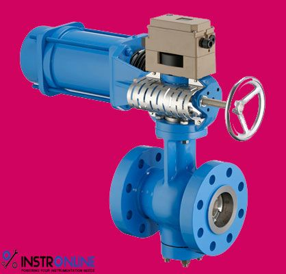 The VETEC line of Rotary Plug Valves from Samson are the ideal choice for critical control valve applications that require free passage,stable action at small opening angles,and high KVs values.