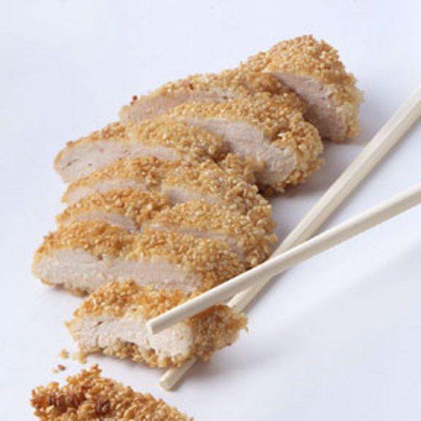 asics gel phoenix 3 Sesame Crusted Chicken