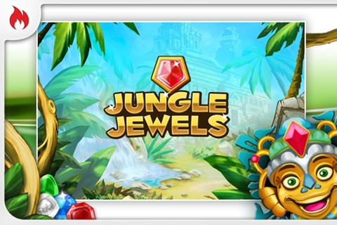 Welcome to the Jungle! The jungle is full of sparkling jewels - a paradise for treasure hunters! Jungle Jewels is a beautifully illustrated match three puzzler with a dynamic soundtrack that gets more exciting with each new level.    This game is highly recommended to fans of puzzle and match-three games.    Swap jewels vertically or horizontally to form groups of three or more same-colored jewels, collect coins and discover the mystical masks in the temple one level at a time!