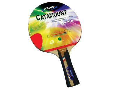 c2d013102 Raquete de Tênis de Mesa Klopf - 35016 com as melhores condições você  encontra no Magazine