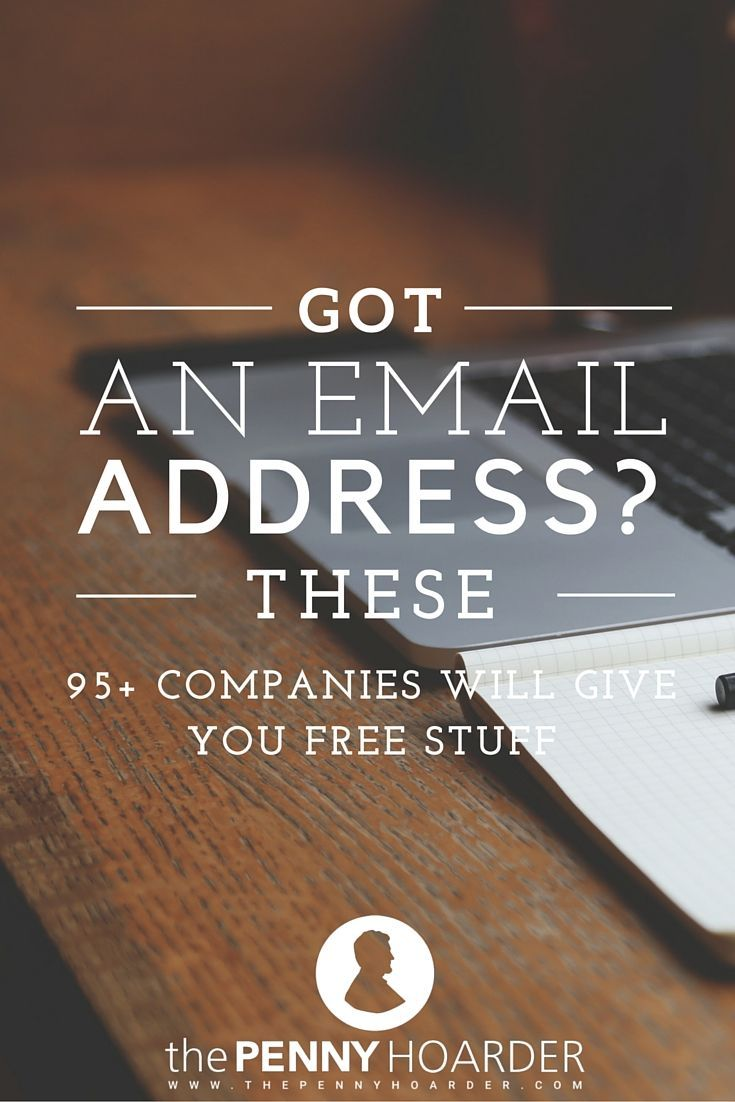Free stuff is awesome. Free stuff delivered directly to your email inbox? Even better. Here are 95 newsletters that get you awesome freebies when you sign up. - The Penny Hoarder http://www.thepennyhoarder.com/email-newsletter-freebies/