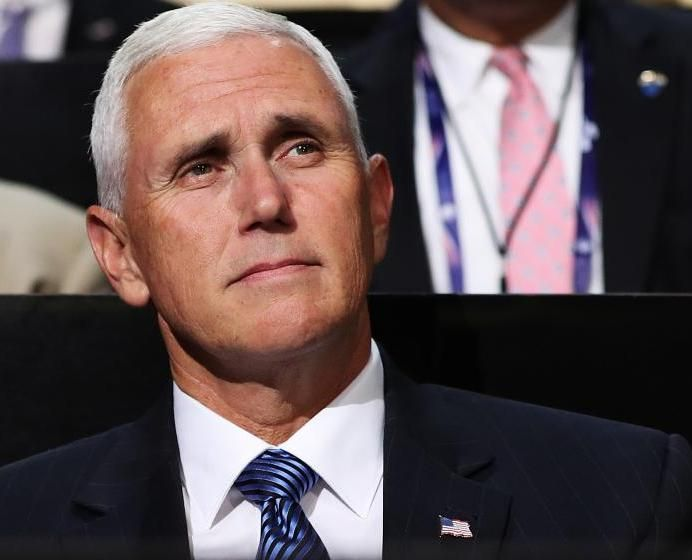 Why fiscal conservatives should love Mike Pence. For voters whose primary focus is lower taxes, though, Trump could hardly have made a better choice than Pence. As the Tax Policy Center's Richard C. Auxier points out, in just a few years at the helm of the Hoosier state, Pence has cut numerous state levies.Indiana already had one of the lowest state income taxes in the country when Pence took over, but he insisted on driving it down even further. 7.21.2016