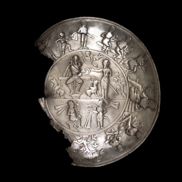 ANCIENT IRAN: SASANIAN DYNASTY (224-651 CE)