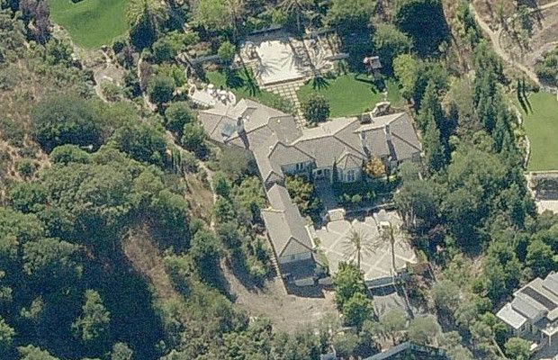 James Hetfield's California Habitat